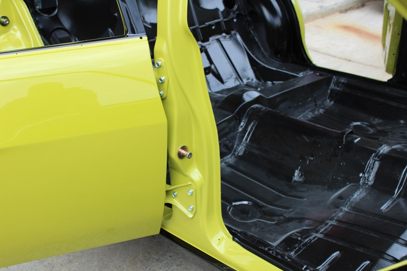 Holden HQ Lettuce Alone Green - Restoration Bare metal Brisbane (51).JPG