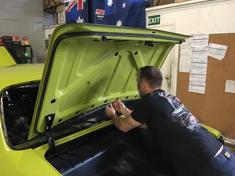 Holden HQ Lettuce Alone Green - Restoration Bare metal Brisbane (9).JPG