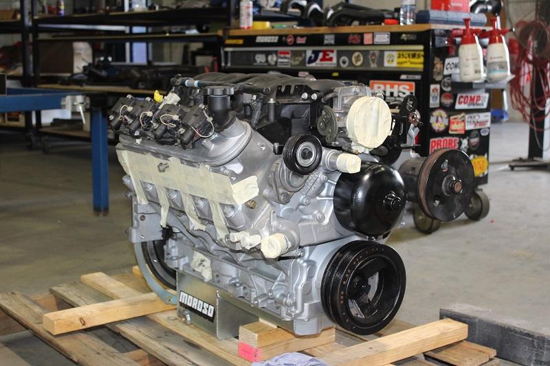 Custom EK sedan build - ol' school garage (43).JPG