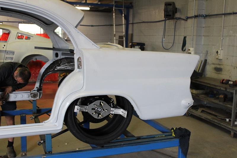 Ford 9 inch diff Holden EK (6).JPG