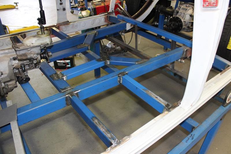 Holden EK chassis build - ol' school garage brisbane (5).JPG