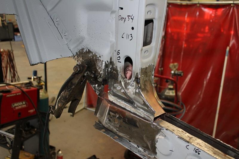 Holden EK rust repair - brisbane - ol' school garage (7).JPG