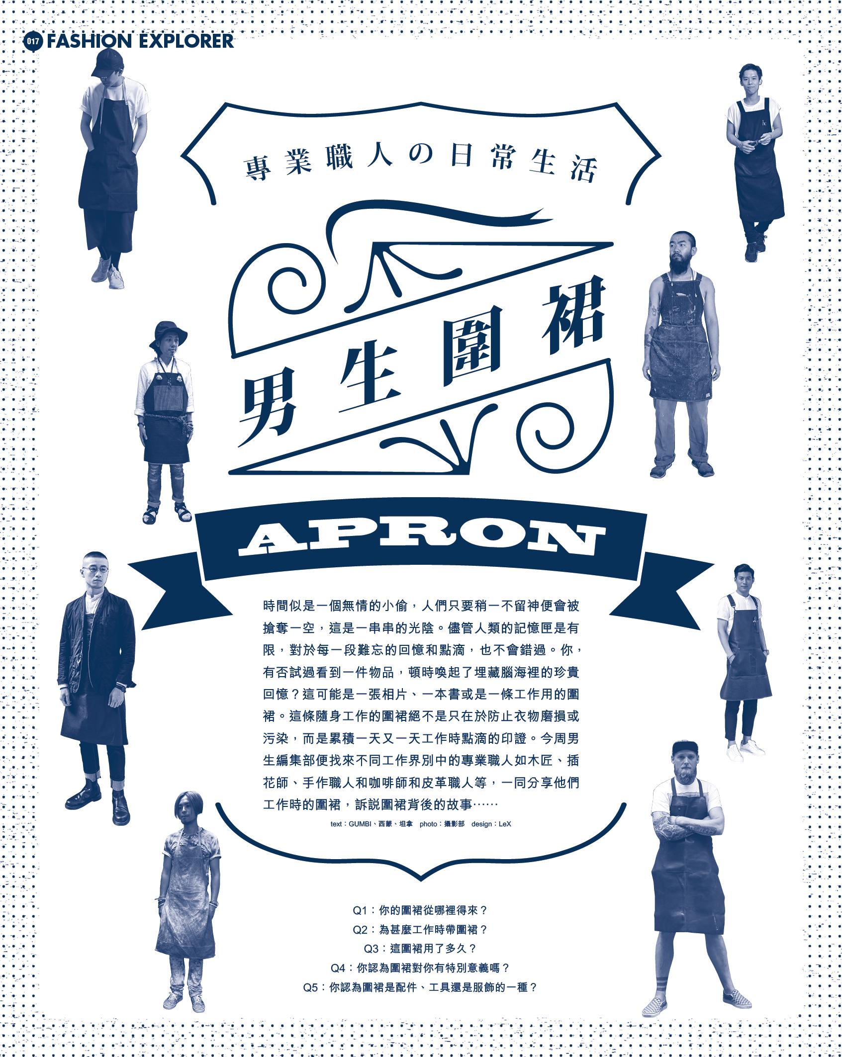 Worker Apron