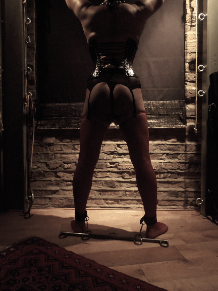 A pert bottom by ©Nuit d'Or2015