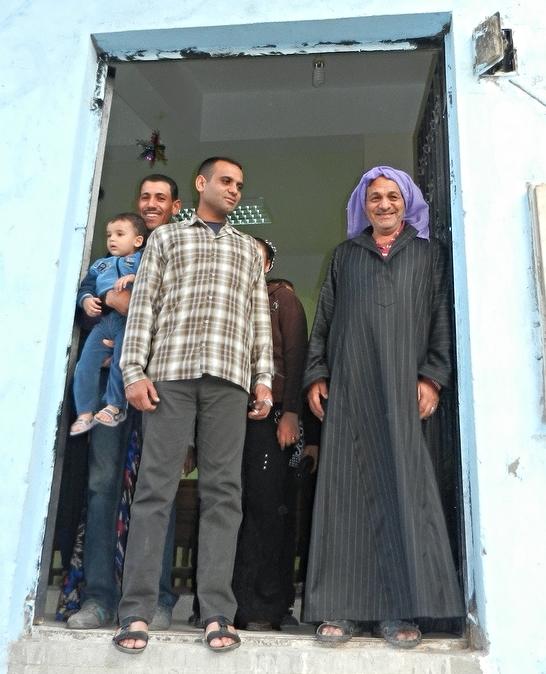 The congregation of Gebel Asfar dreams of having their own church