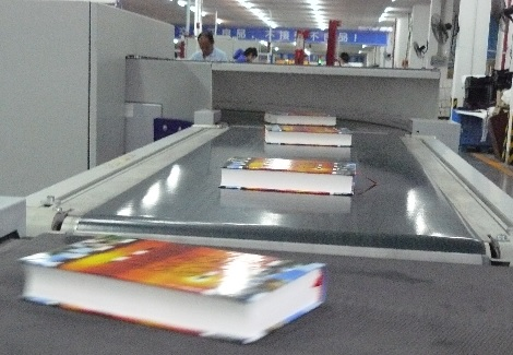 Four of 10 million Bibles Amity Printing will print this year!