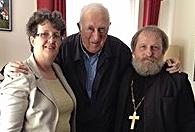 Ellen, Jean Vanier and Father Vladimir