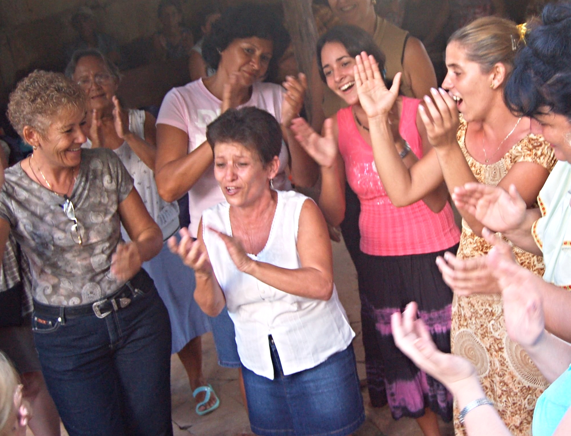 The heart of the Jagüey Grande congregation in Cuba is a group of dynamic women of faith.