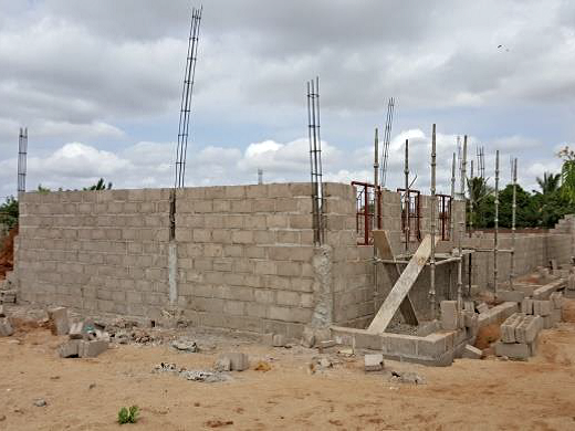 A new secondary school at Chingodzi near Tete City is also under construction.