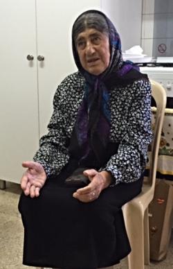 Shmuney from Hasakeh shares her story