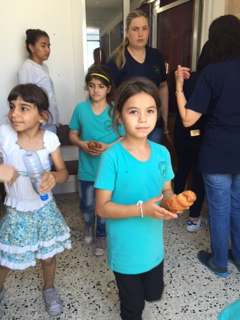 Young lives transformed by the church in Tyre: Bread and the Bread of Life