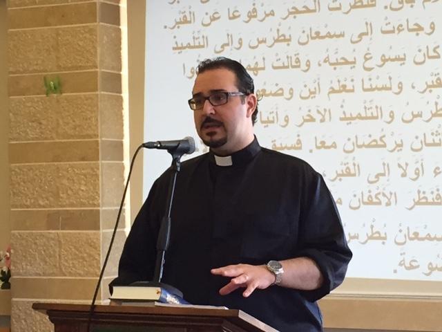 Rev. Sabbagh