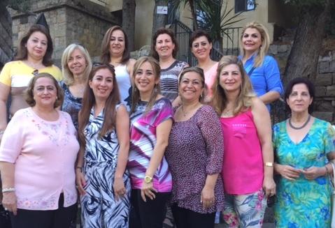Women of the Aleppo Church