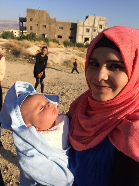 Refugee and IDP Appeal August 2016 woman and baby.jpg
