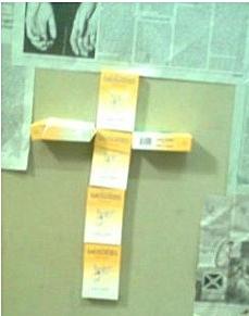 Kirkuk cross