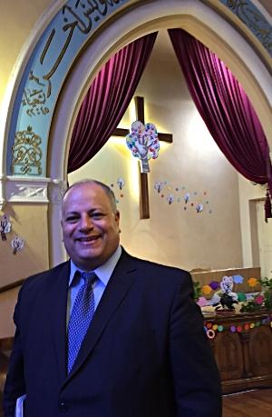 Pastor Radi