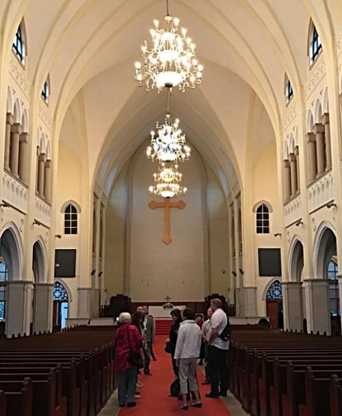 Mr. Lion Church