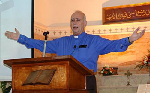 Rev. Farouk Hammo