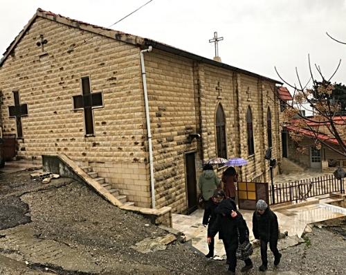 Yazdieh Church