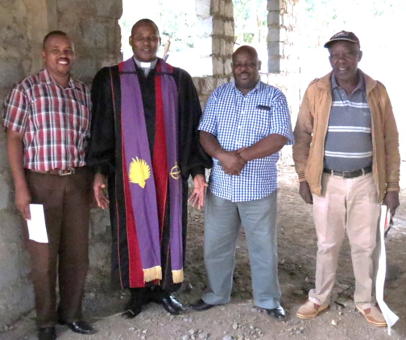 Tumaini April 2017 update new pastor and friends.png