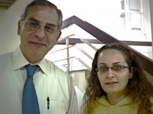 Dr. George Sabra and Talar