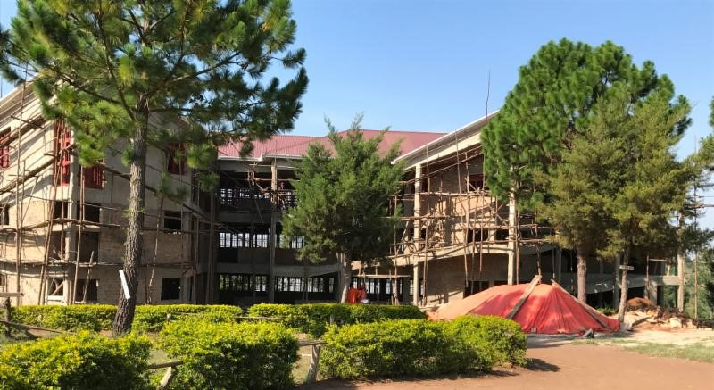 STEM Math and Science building