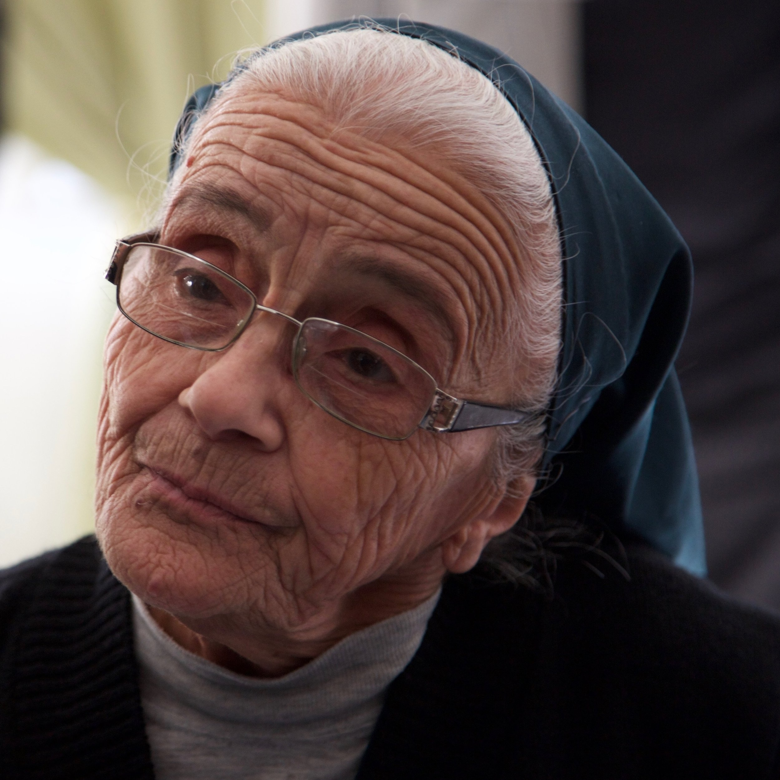 Your act of love provides heating fuel for the elderly in Homs.