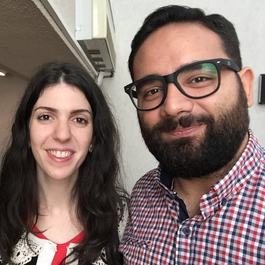 Adon (with his fiancé, Rose) is a seminarian from Latakia, studying in Beirut. Your act of love provides him with medical insurance.