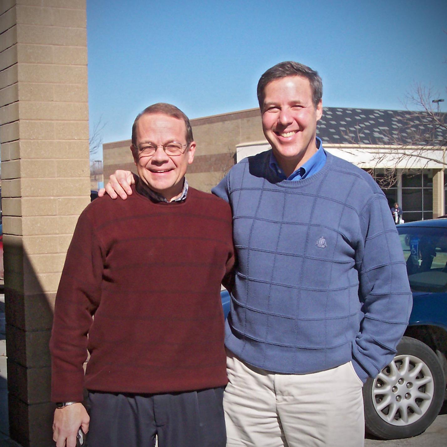 Jeff Ritchie and Jeff Horen