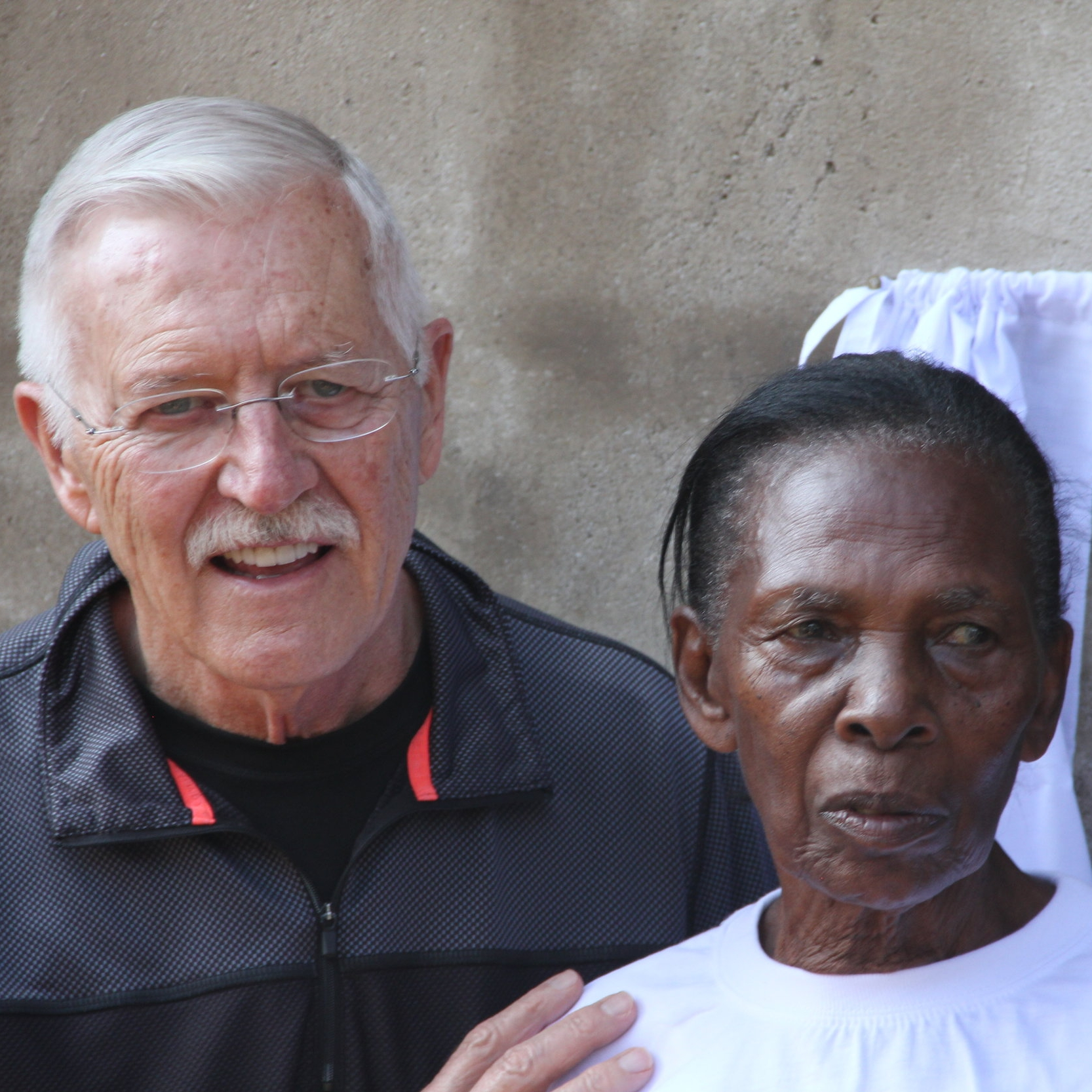 Rev. Ralph Meredith and Mrs. Eunice Muindi