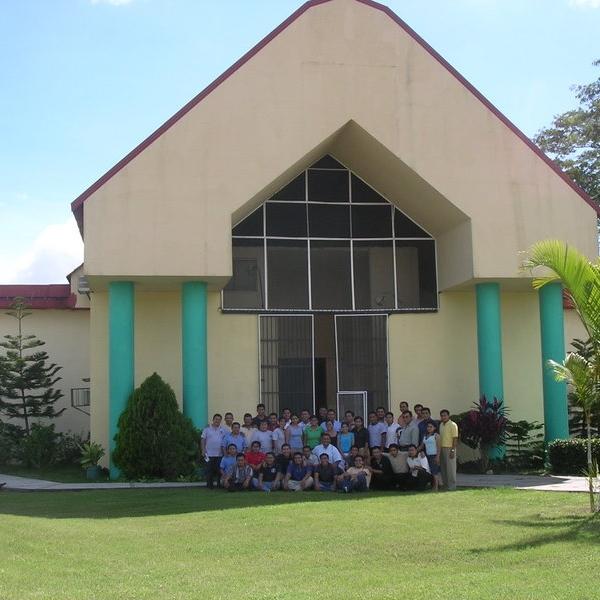 Sureste Presbyterian Theological Seminary chapel
