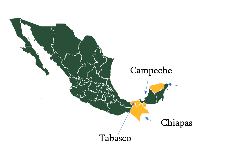 The Outreach Foundation's partnership in Mexico