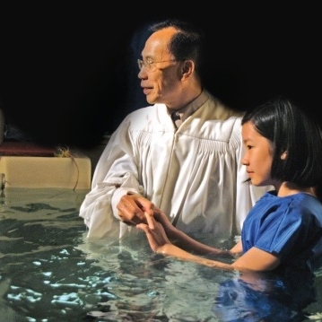 Baptism in China