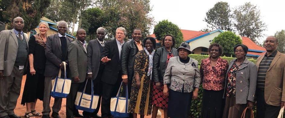 2018 Tumaini board meeting