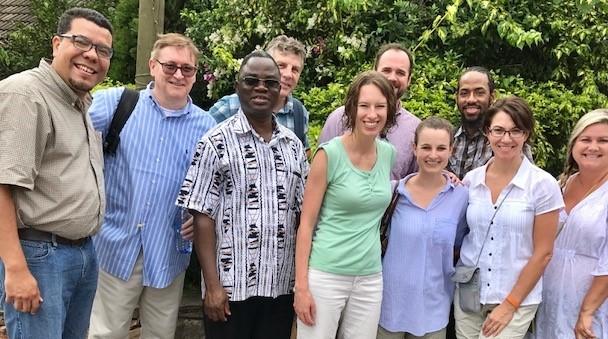 2017 Outreach Ghana travelers