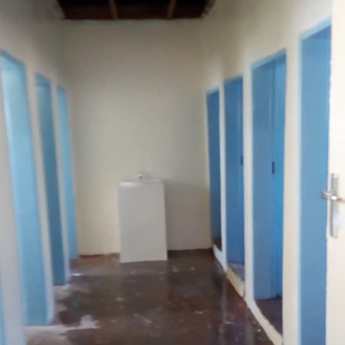 Boys' dormitory renovation