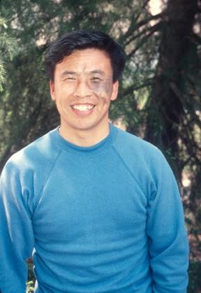 Li Ya Ding, our translator