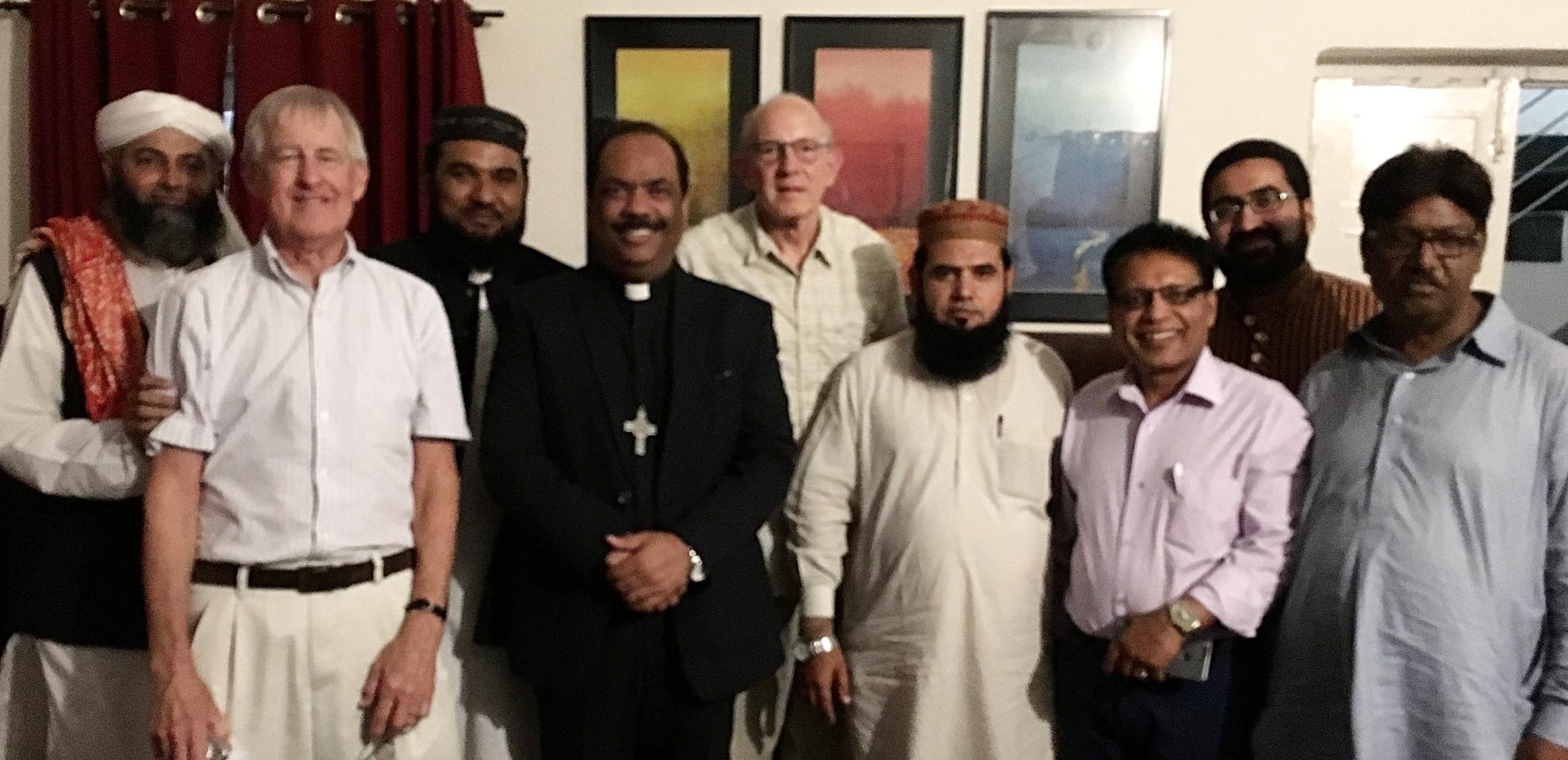 Interfaith dialogue hosted by Presbyterians