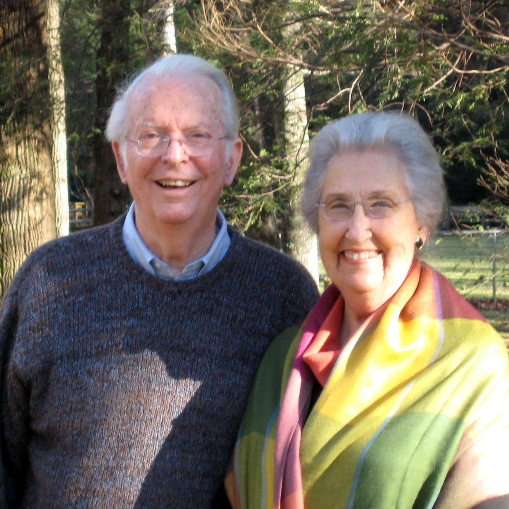 Jack and Helen Lancaster