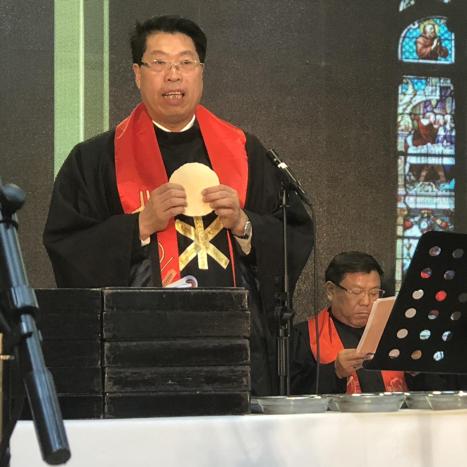 Rev. Zhang