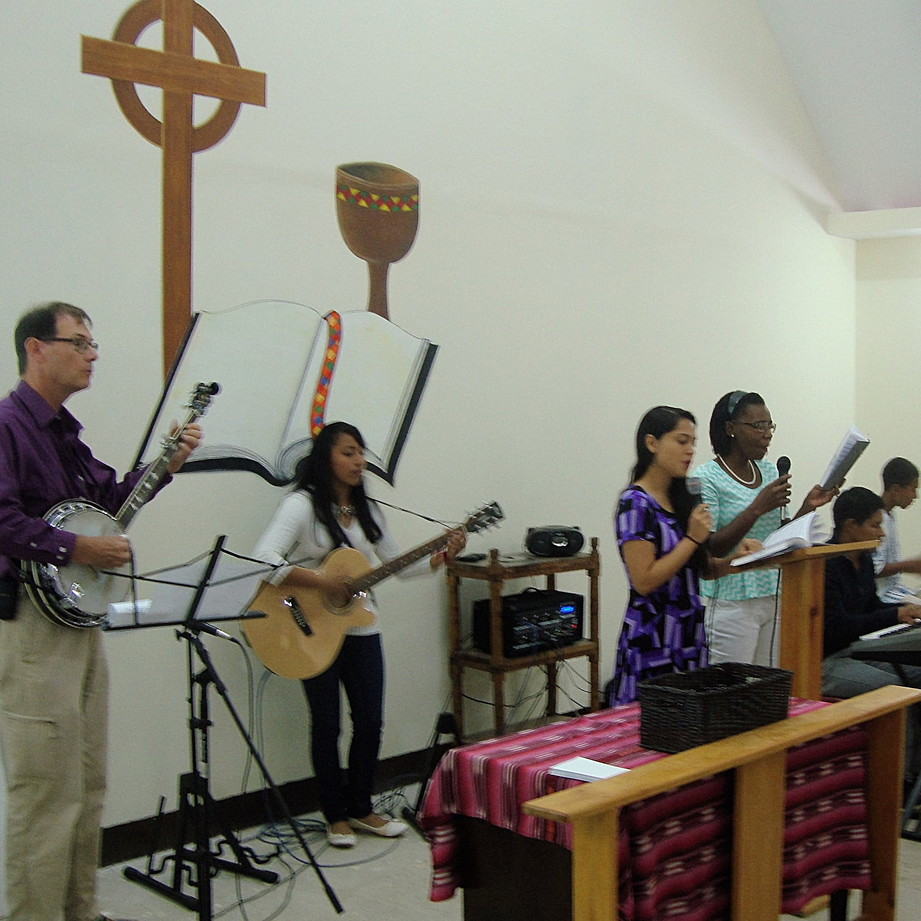 Worship in the Presbyterian Complex in Coban.JPG
