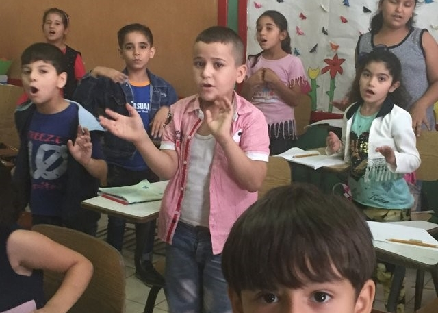 Hope for Syrian Students November 2018 children 6.jpg