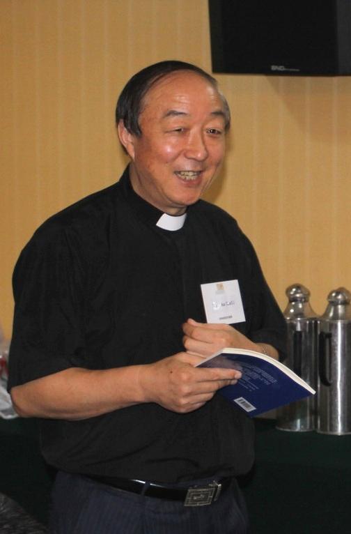 Rev. An, Xin Yi
