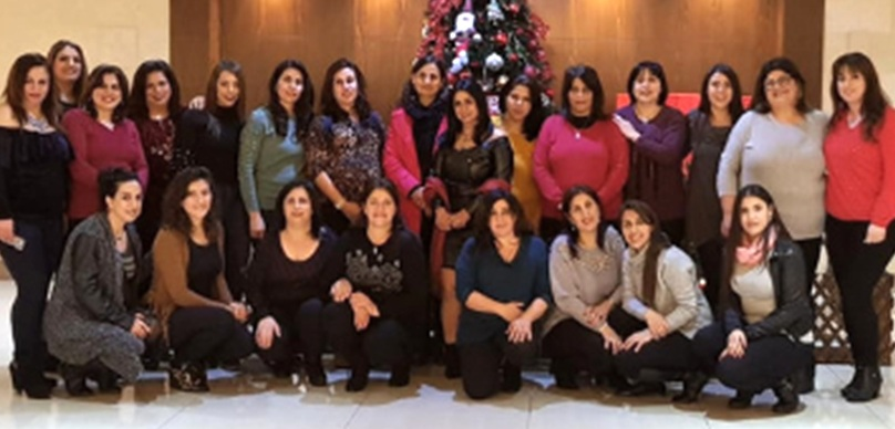 Musalaha January 2019 update Christmas training for women's groups.png