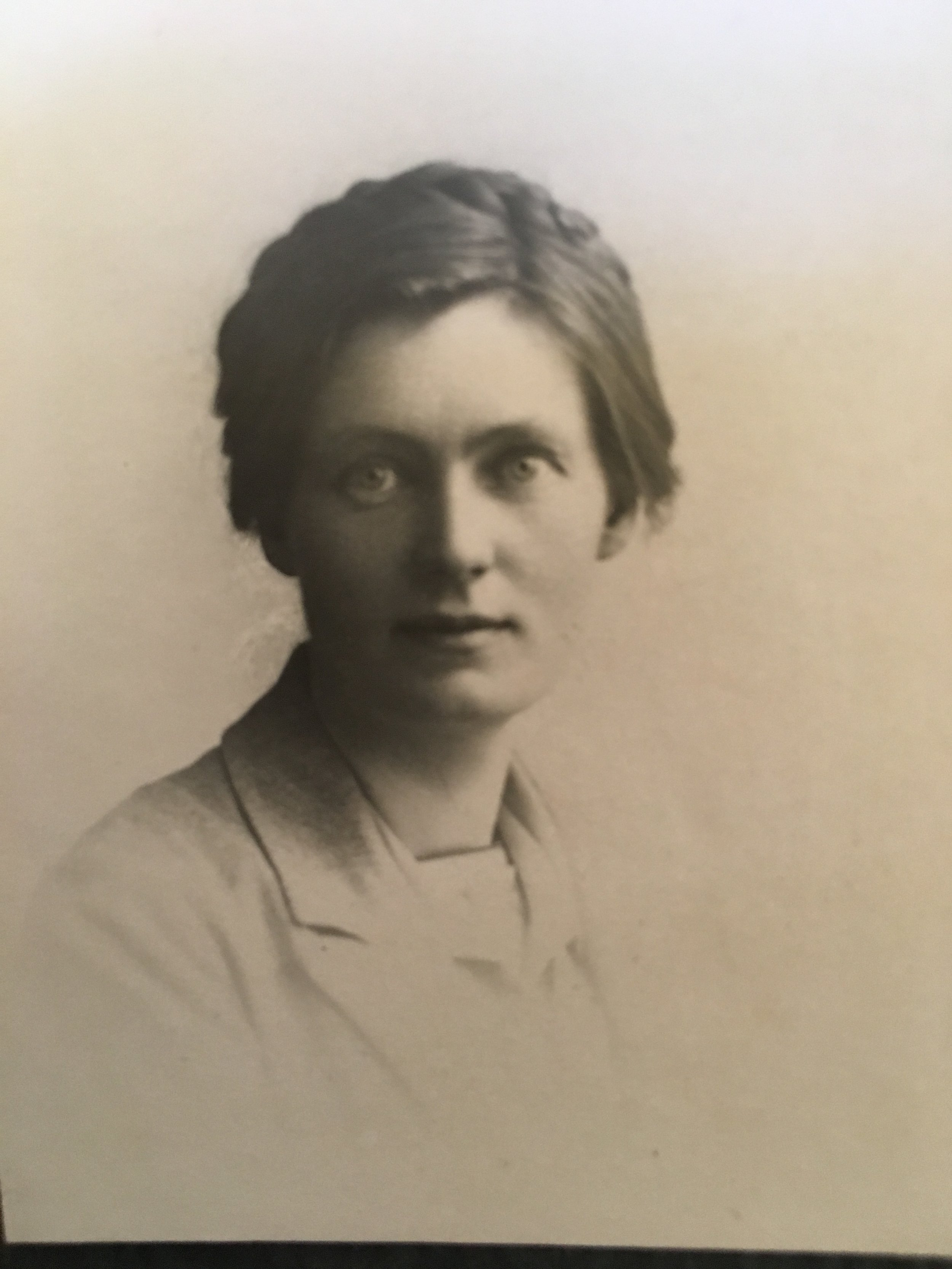 Camilla Skouly, the young Danish missionary