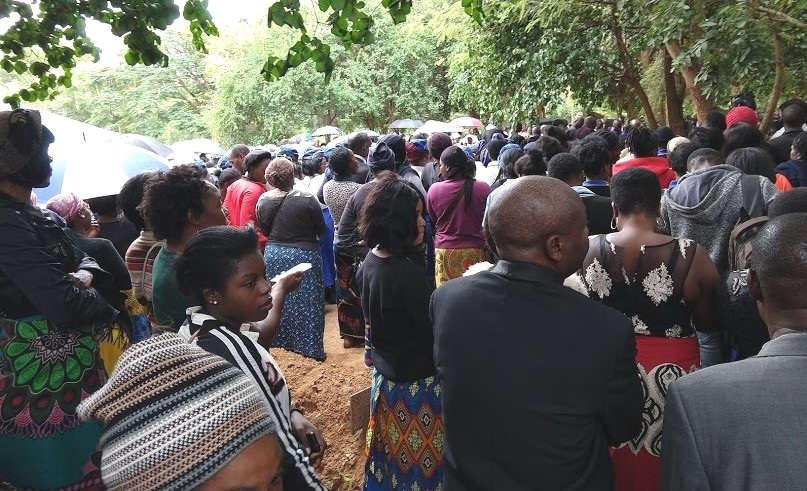 Ellington Feb 2019 update -- Graveside Rev. Gerald Phiri.jpg