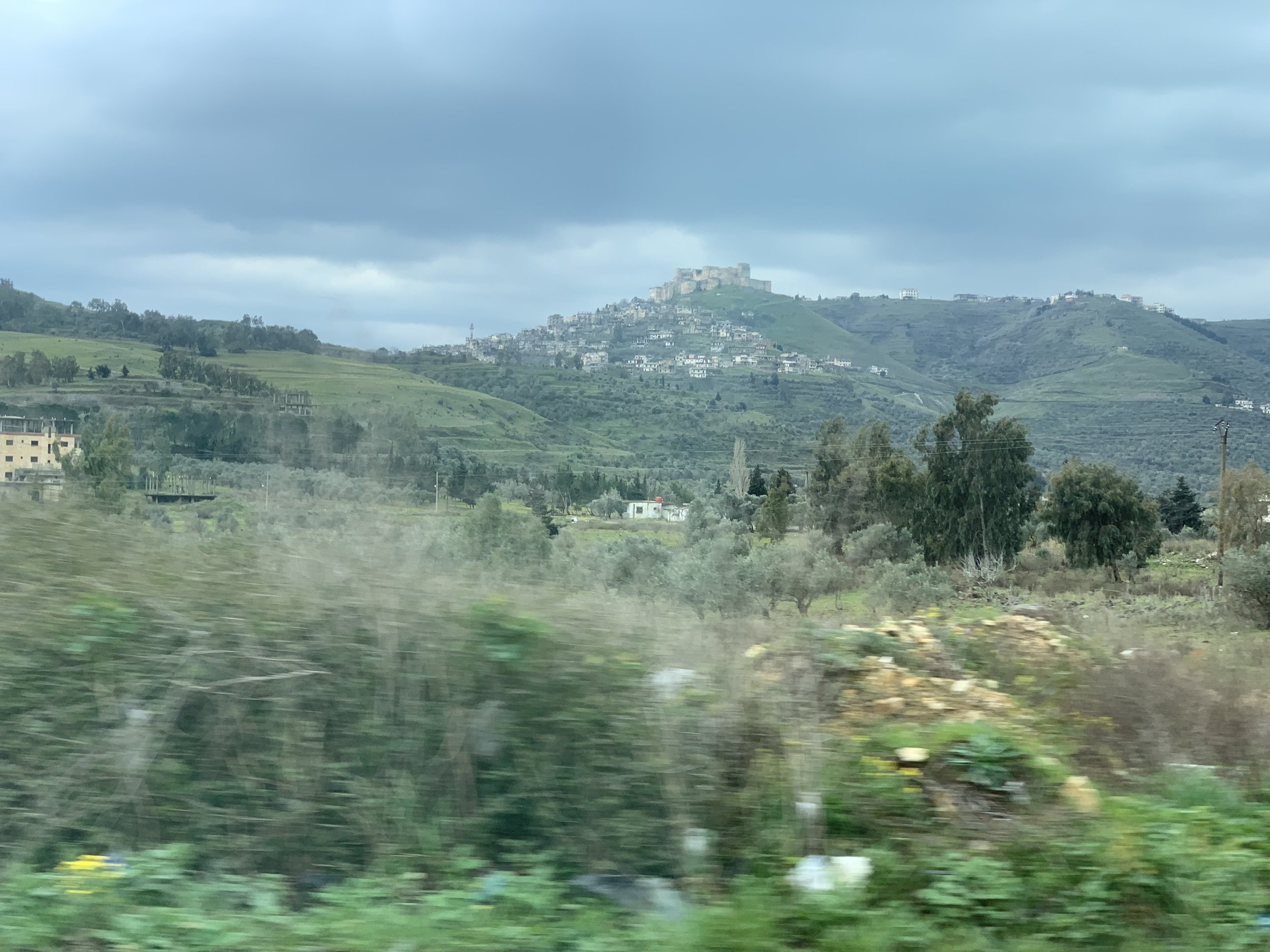 View in the Christian Valley
