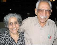 Dr. Swaillem and Mrs. Sameera Hennein