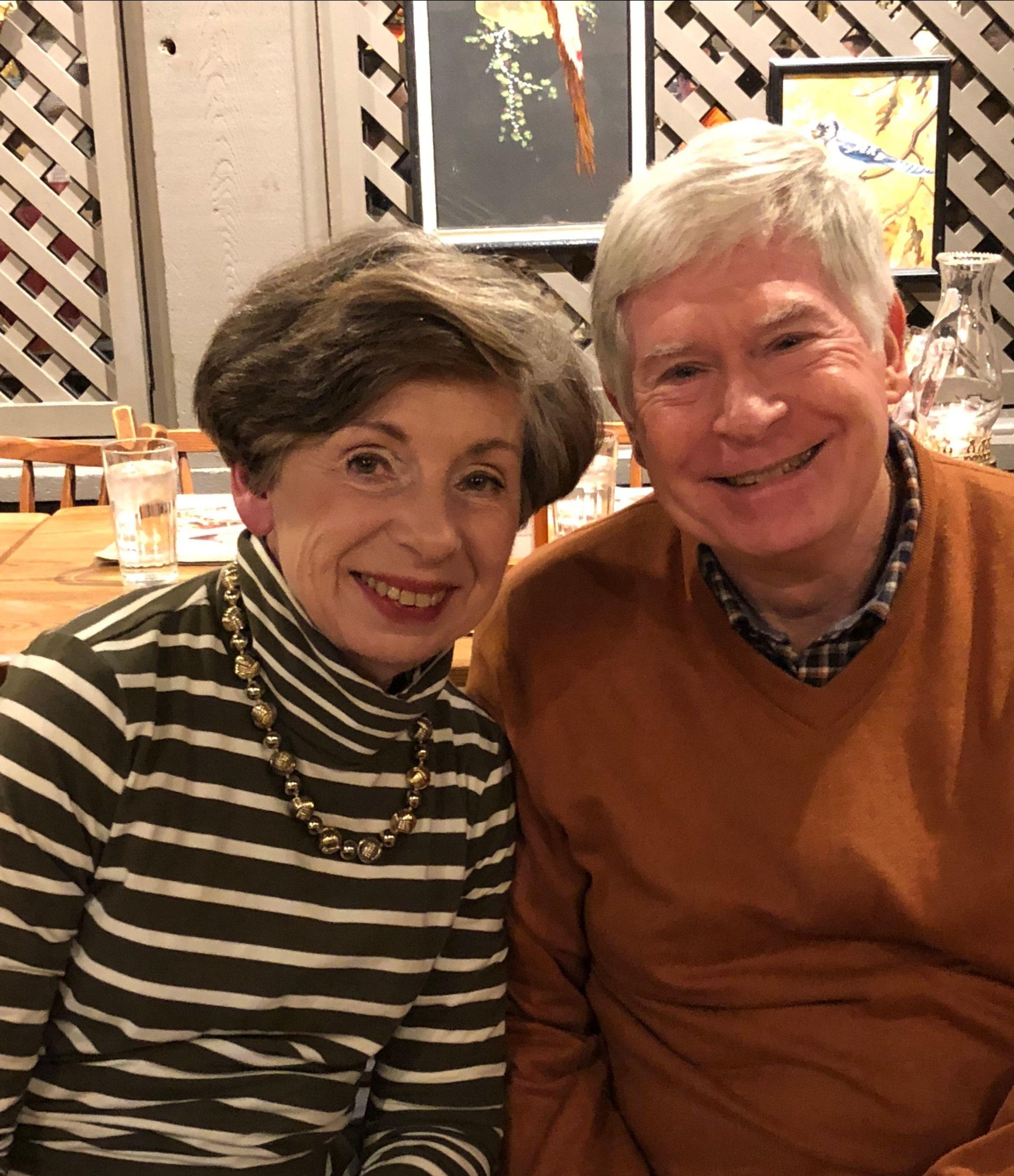 Dr. Don and Mrs. Ann Crittenden