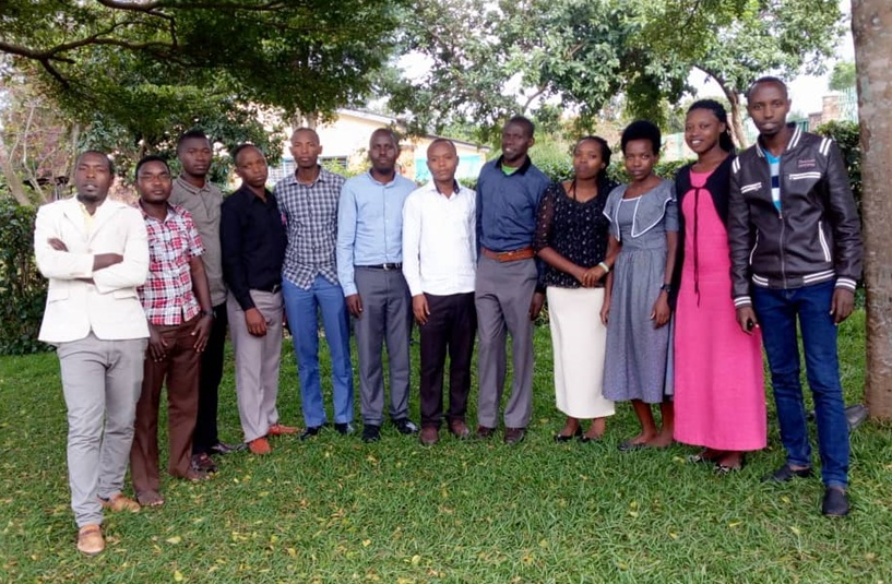 PIASS Theology students sponsored by The Outreach Foundation